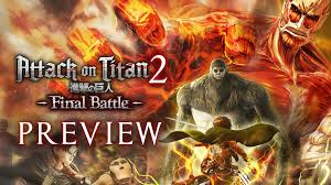Attack on Titan 2 Final Battle Crack PC+ CPY Free Download Game