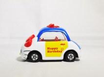 Dream TOMICA HAPPY BIRTHDAY HELLO KITTY - 01