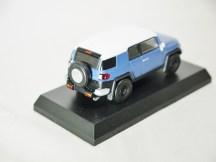 1-64 Kyosho TOYOTA FJ Cruiser Blue 06