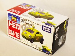 TOMICA-Disney-Toy_Story-Alien-Racing Corotto-Hatchback-Green-9