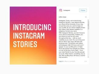 [img.1] Fitur Terbaru Instagram Stories