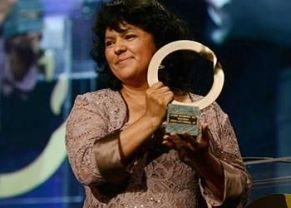 Premio Goldman a Berta Cáceres