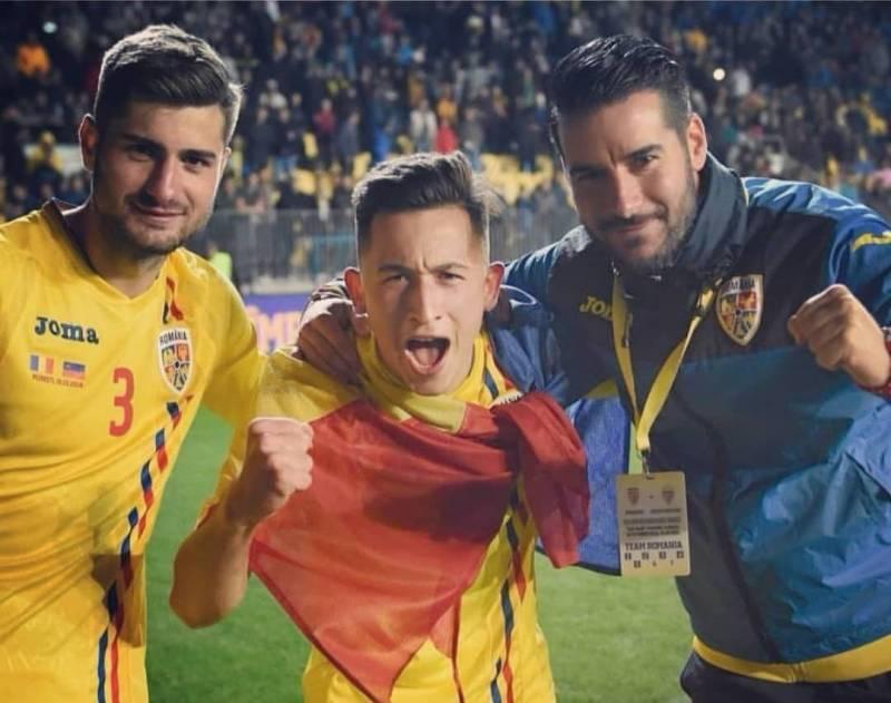 ENTREVISTA   Rubén Rodríguez, el arma valenciana de Rumania sub21 para  frenar a Carlos Soler - Plaza Deportiva