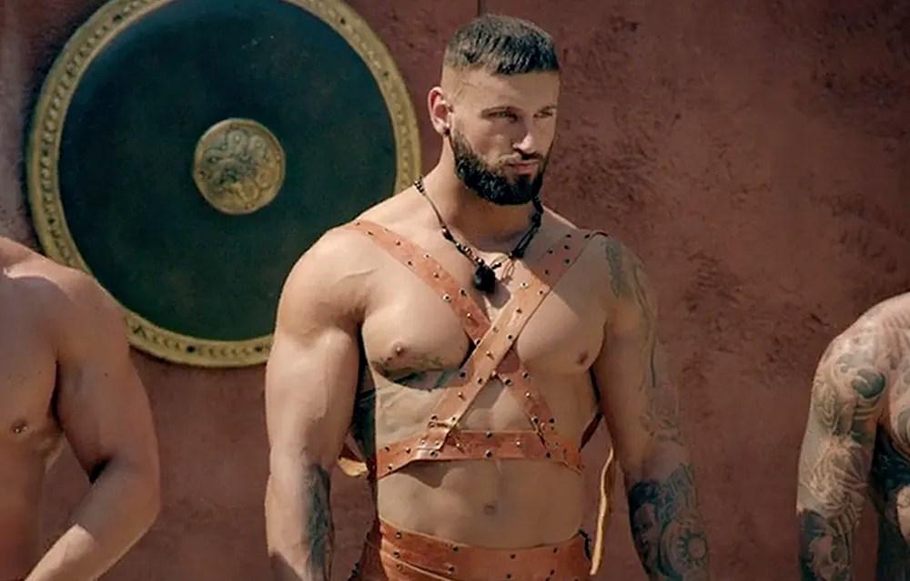 La homosexualidad entre los gladiadores era común