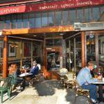 restaurant crepevine