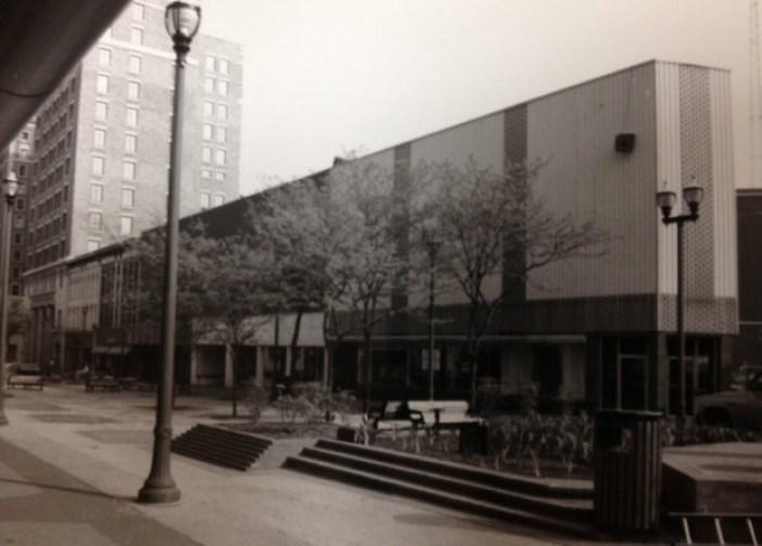 Monroe Center, Grand Rapids, Michigan, circa 1970s.