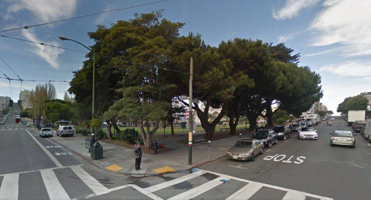 Washington Sq Park, SF