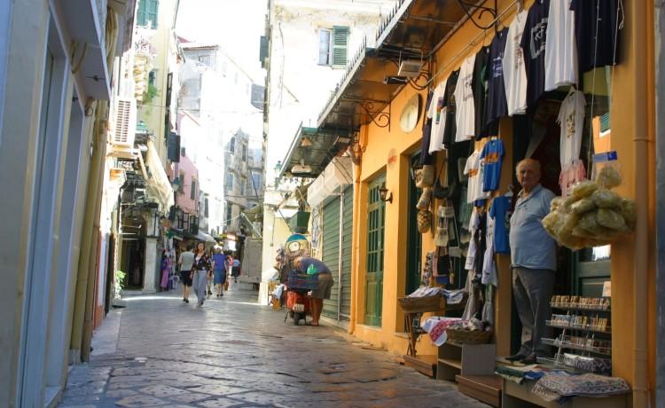 corfu old town 4
