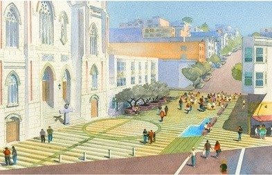 Help Make San Francisco's Poet's Plaza A Reality