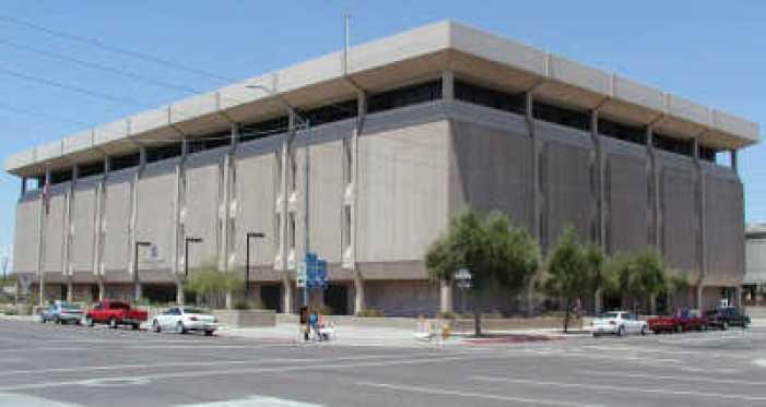 Phoenix Police HQ