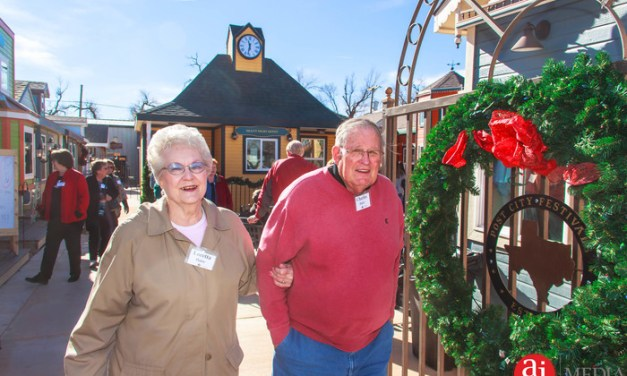 Silent Night Village: Good Urbanism Revived In West Texas