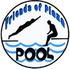 Logo of Friends of Plaza Pool in Alpena MI