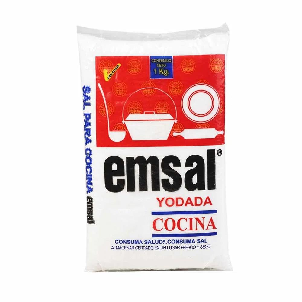 Sal  EMSAL  Plaza Vea  PlazaVea  Food