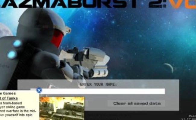 Unblocked Games Free Online Shooting Games