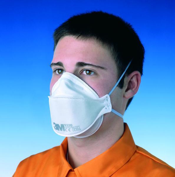 MASQUE AURA 9320   PLB scurit  Equipements de protection individuelle
