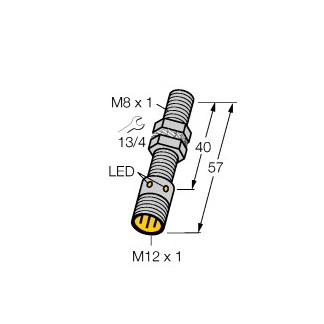 BI2U-EGT08-AP6X-H1341 (4602071) ⍾ Turck ⍾ INT TECHNICS