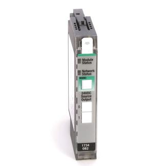 STOCK: Allen-Bradley 1734-OB2 POINT I/O 2 Point Digital Output Module