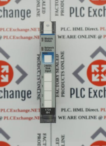 Allen-Bradley 1734-IB4 POINT I/O 4 Point Digital Input Module