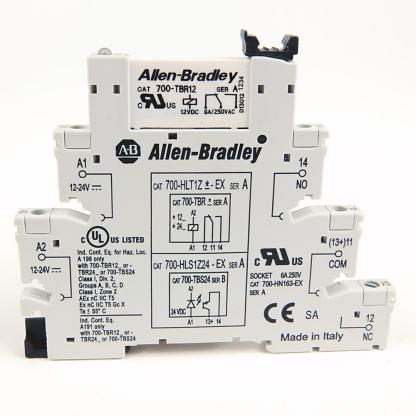 Allen-Bradley 700-HLT1Z24 General Purpose Electromechanical / Solid State Relay