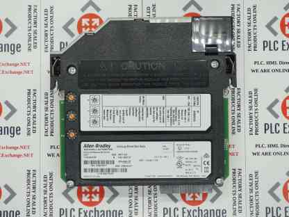 Allen-Bradley 1756-EN3TR ControlLogix EtherNet/IP communication module