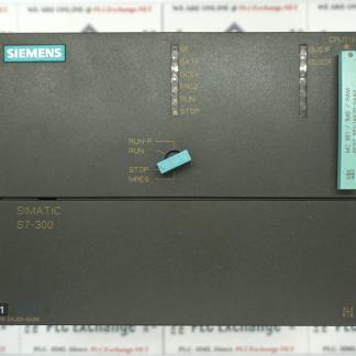Siemens 6ES7318-2AJ00–0AB0 S7-300 CPU 318-2 DP Used