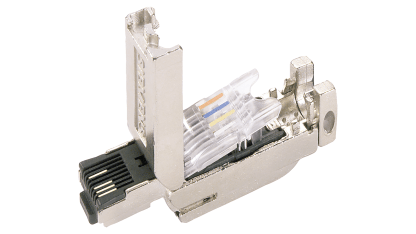 Siemens 6GK1901-1BB10-2AA0 SIMATIC NET IE FC RJ45 Plug