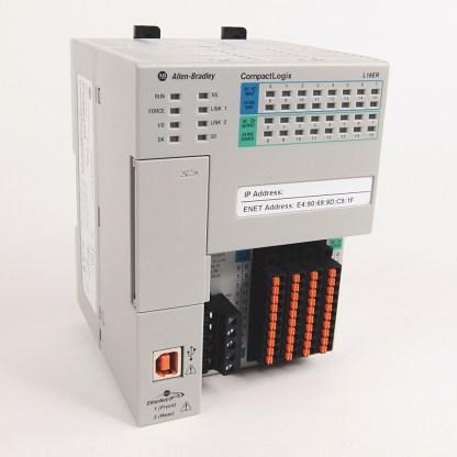 Allen-Bradley 1769-L18ER-BB1B CompactLogix 5370 L1 Controller