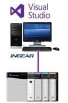 Use C#, Ingear and VisualStudio.NET to create custom SCADA applications.