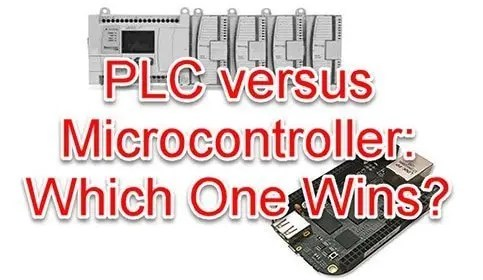 PLC Versus Microcontroller - What's In Your Plant?