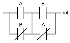 PLC Basics - Ladder Logic XNOR