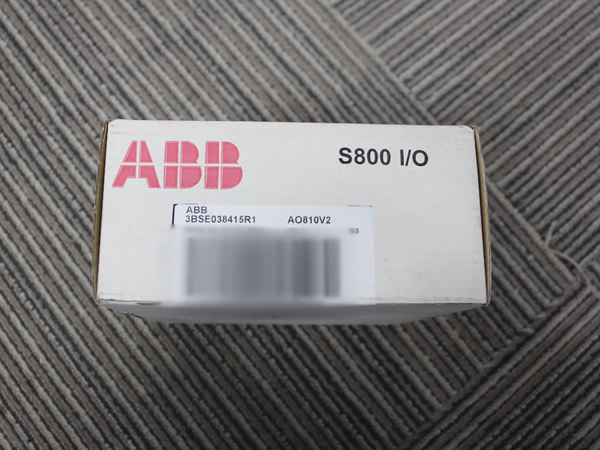 New arrival ABB AO810V2 Analog Output Module