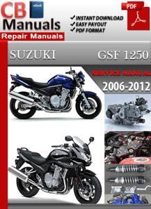 suzuki bandit gsf 1250 2010 workshop manual download workshop rh workshopmanualdownload wordpress com Suzuki Owner's Manual Suzuki Repair Manual