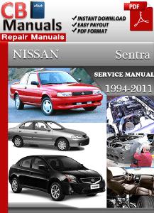 nissan repair manual free download