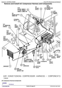 John Deere 310E Backhoe Loader Service Repair Technical