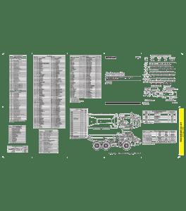 Download Cat Caterpillar Electrical Schematic 725 & 730