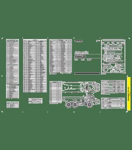 Download Cat Caterpillar Electrical Schematic 725 730 730e