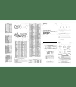 Download Cat Caterpillar Electrical Schematic D350e Series
