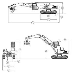 Download John Deere 330LC, 370 Excavator Logger (SN.081001