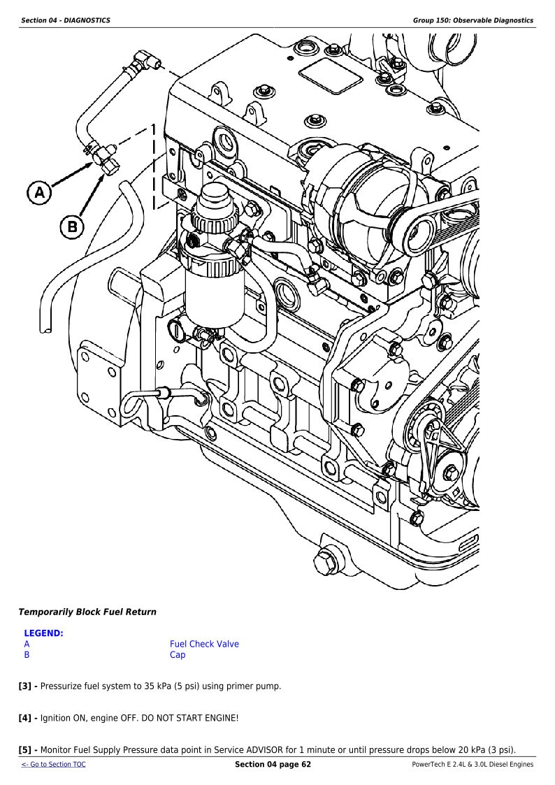 Download John Deere PowerTech 4024 2.4L & 5030 3.0L Diesel