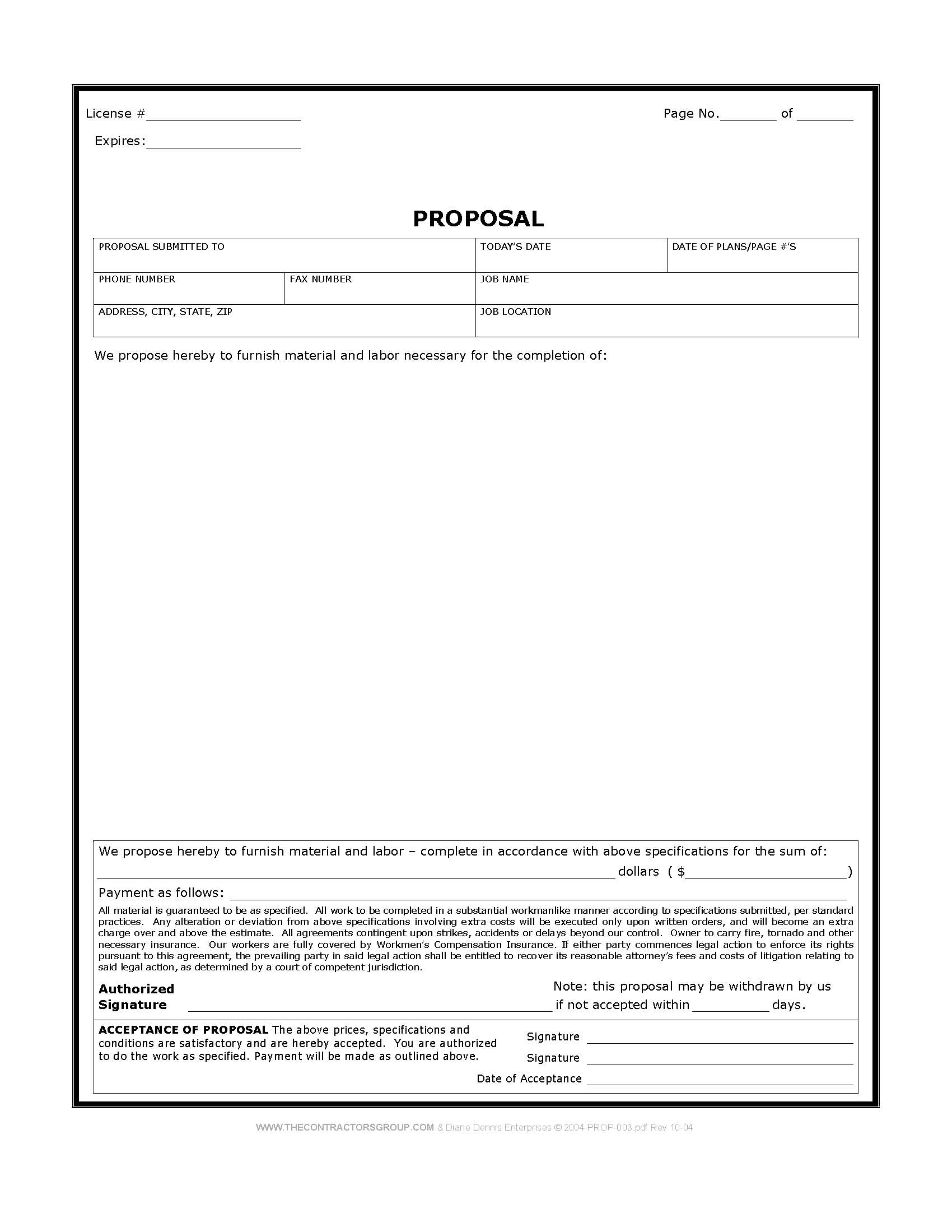 sample estimate form sample estimate form makemoney alex tk