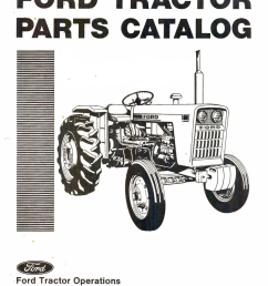 ford 5000 tractorparts manual ebooks automotiveford 5000 tractor parts diagram 7 [ 1670 x 2140 Pixel ]