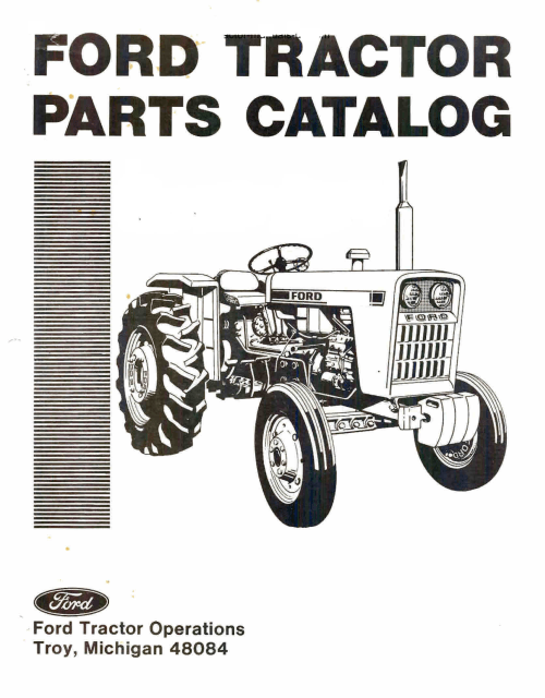 small resolution of ford 5000 tractorparts manual ebooks automotiveford 5000 tractor parts diagram 5