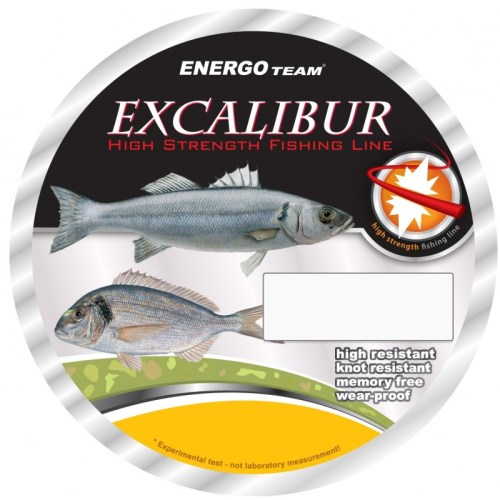 excalibur sea fluorocarbono 200m