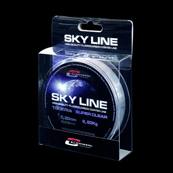Hilo de nylon CINNETIC SKY LINE