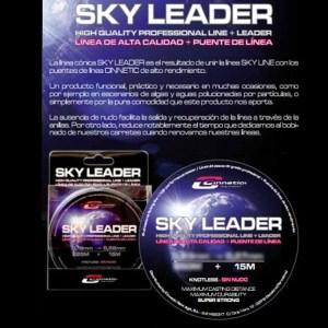 Hilo nylon cónico CINNETIC SKY LEADER