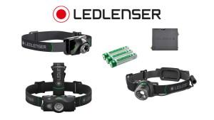 Linternas LedLenser MH – 7 años de garantía