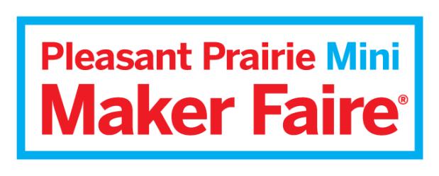 Pleasant Prairie Mini Maker Faire logo