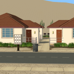 The Sims 2 Strangetown Apartments – The Strangetown Arms