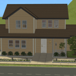Sims 2 Pleasantview Orphanage House | Lot Download