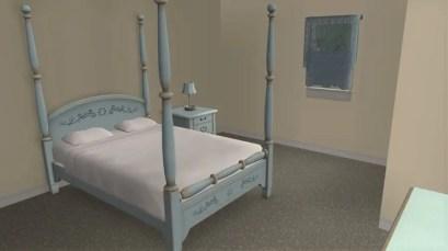 Animal Shelter Bedroom